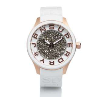 SuperDry Scuba Rocks Ladies Watch With Swarovski Crystal