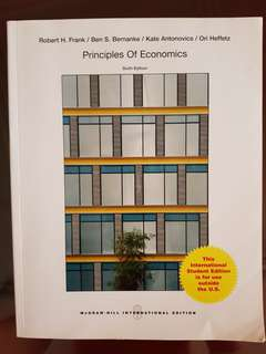 Principle of economics (6th edition)