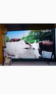 Tv panasonic LEd TV 40incs dijual kredit