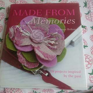 Made From Memories by Vivienne Bolton