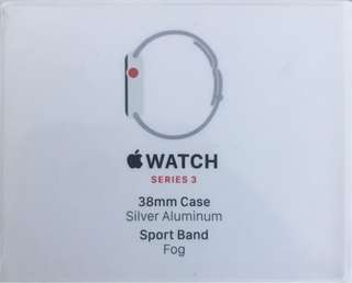 Apple Watch S3 LTE 38mm(GPS+Cellular)
