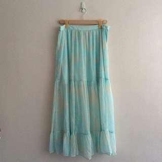 H & M Long Skirt
