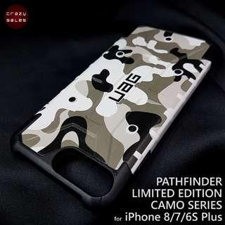 iPhone 8 / 7 / 6S Plus UAG PATHFINDER CAMO SERIES (ARCTIC)