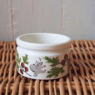 日本Karel Capek松鼠陶瓷器