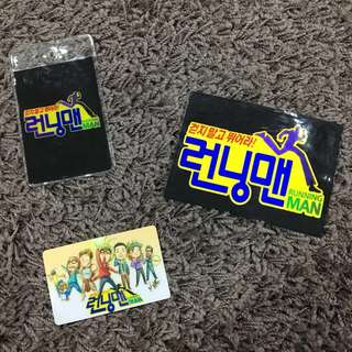 Running Man (set)