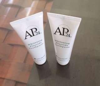 AP 24 Whitening Toothpaste (NU SKIN)