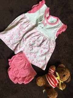 Baby dress (0-3mth)