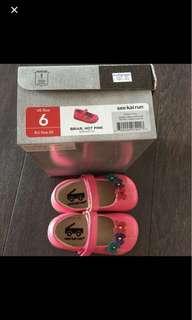 See kai run hot pink shoe (US6) briar