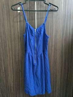 H&M Blue Dress (XS)