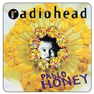 Radiohead - Pablo Honey CD