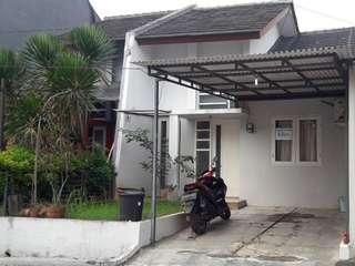 Disewakan Rumah Ciater Bsd serpong dikontrakkan