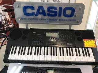 Casio CTK-6200 61keys-new