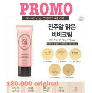 Bb cream etude house