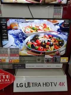 LG 43 LED Smart TV Bisa Di Kredit Promo Bunga 0%