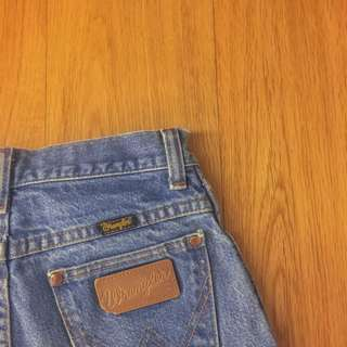 WRANGLER Highwaisted Mom Jeans