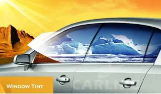 solar film for cars