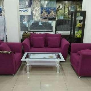 Sofa credit murah