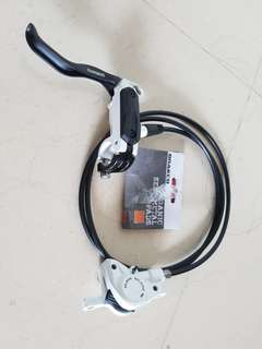 Shimano hydraulic brake left only (can be use upgrade your e scooter brake)