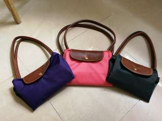 Longchamp 側挽袋