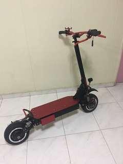 E scooter/Monster/60v2400w