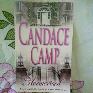 Candace Camp By Mesmerised