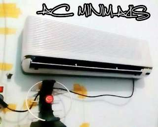 Ac Minimalis hemat listrik -Harga Nego