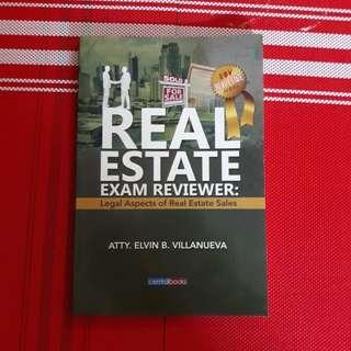 Real Estate Exam Reviewer by Atty. Villanueva