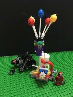 小 丑 + 急凍人『兩 套 一 起』復刻版
