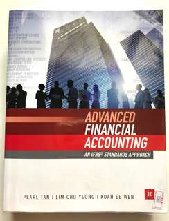 AC3102 Risk Reporting and Analysis: Advanced Financial Accounting
