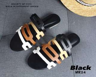 Style Hermes sandals