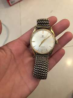 Antique vintage tissot watch