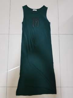 P&Co Green Dress