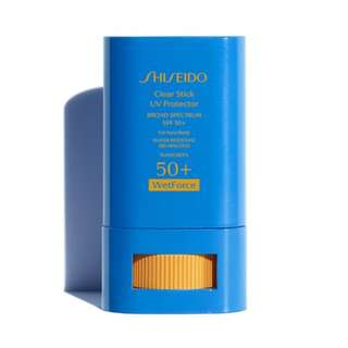 Shiseido Global Suncare Clear Stick UV Protector