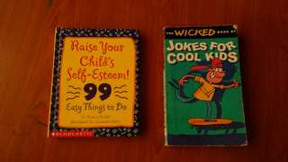 Jokes for kids and lessons for parents to children