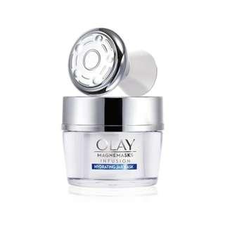 六折olay 微磁導入水潤面膜套裝 mask set 空氣霜 導入儀 hitachi philips AIR CREAM super cream sk-ii clinique kiehl's shiseido loreal bicelle b5 gel