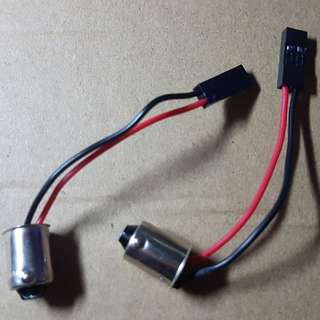 For Hiace GL/S-GL! Interior bulb adapters.