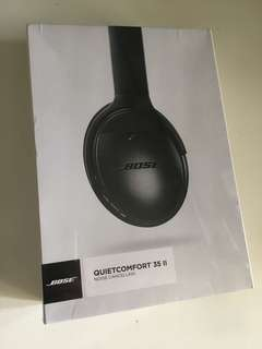 Bose QuietComfort 35 Series II 無線藍芽耳機
