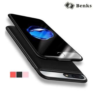 iPhone 8 iPhone 7 Benks 菱睿 2500mAh 手機背夾後備電池充電器保護殼 2772A