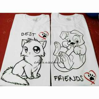 Best Friend Shirt💞Customized