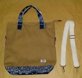 Vintage 古著 Dickies x HAV-A-HANK 帆布包tote bag