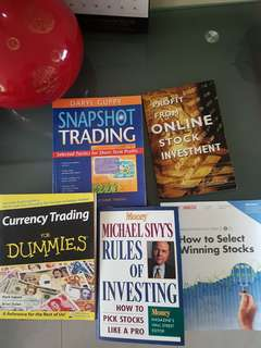 Any 3 books for $10