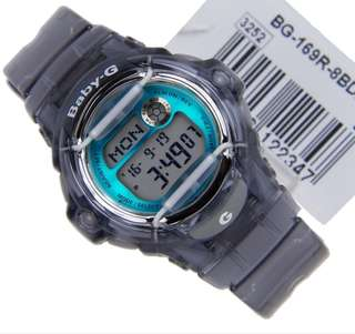 Casio Baby-G original watch BG-169R-8BDR