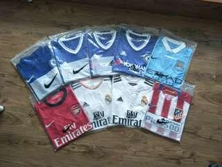 [UPDATED] Football Jerseys (Chelsea/Man City/Arsenal/Atl Madrid/Real Madrid Home Kit)