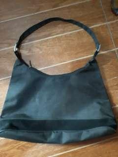 Brandless Black Shoulder Bag