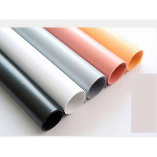 PVC solid color background board backdrop