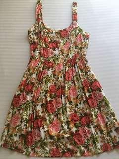 Forever 21 Floral Summer Dress