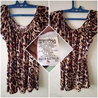 Supré leopard top