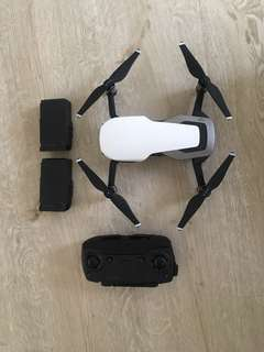 DJI Mavic Air Flymore White