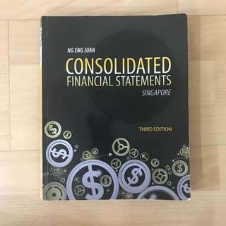 AC3102 consolidated financial statements