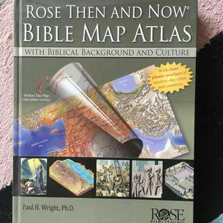 Bn Bible map atlas